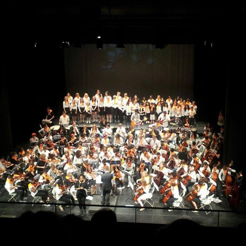 Lõppkontsert Mataros 20.05.2013