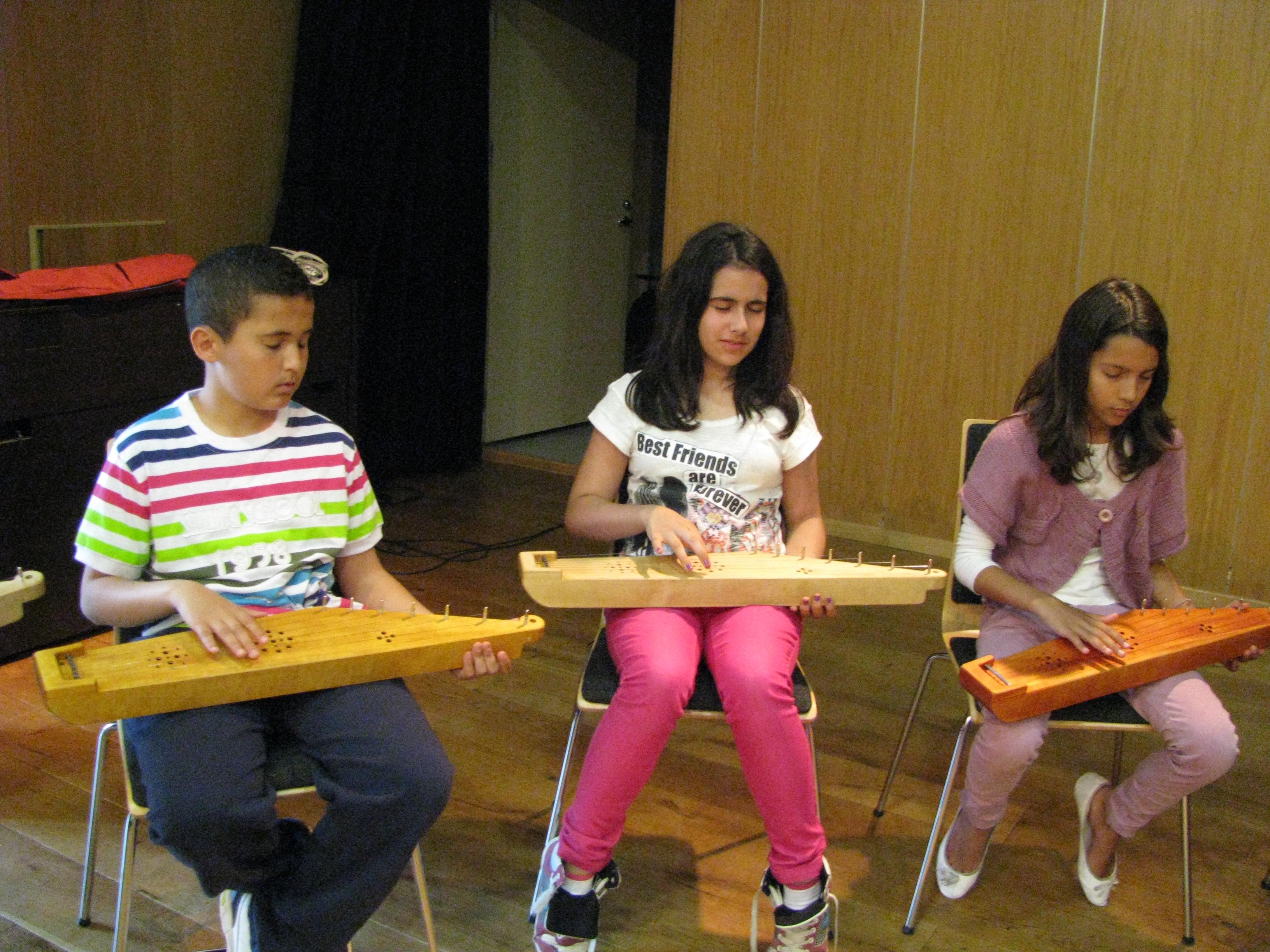 Väikekandle õpituba Türi Muusikakoolis 28.05.2013